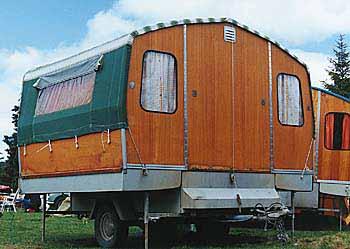 lillebror campingvogn til salgs